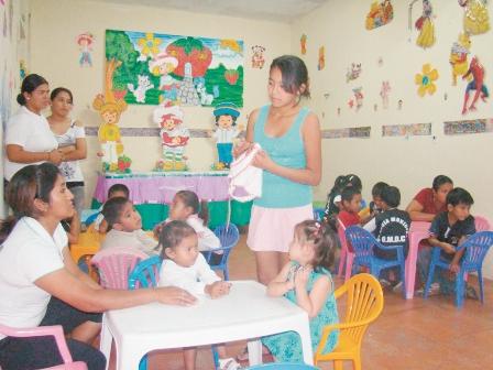 Inauguran-guarderia-para-hijos-de-gendarmes