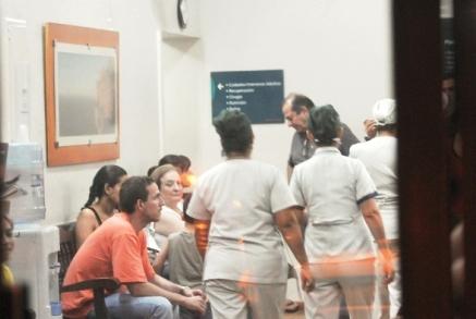 El-expresidente-de-Cotas,--Chichi--Castedo,-sufre-un-infarto-y-es-llevado-a-la-clinica-Foianini