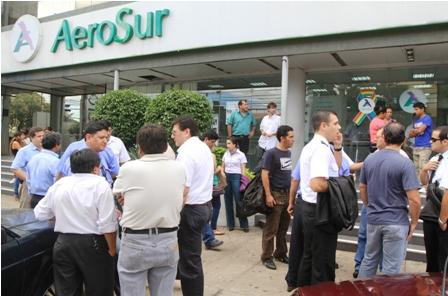 Se-desconoce-el-estado-de--resultados--de-AeroSur-
