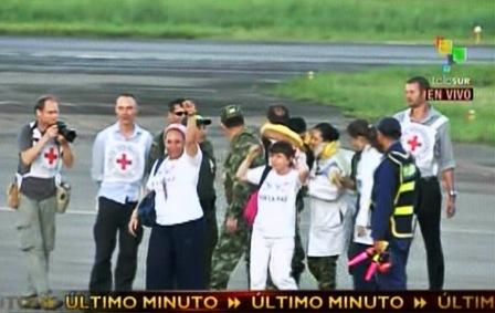 Las-FARC-dejan-en-libertad-a-sus-ultimos-10-rehenes