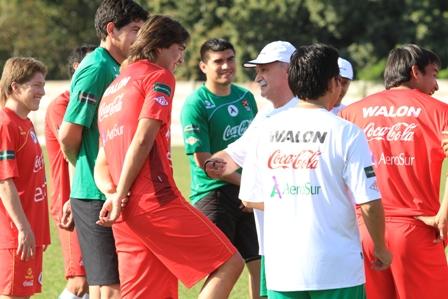 La--verde--se-prepara-para-enfrentar-el-7-de-septiembre-a-Ecuador