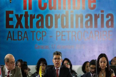 Alba-y-Petrocaribe-acuerdan-crear-zona-economica-comun