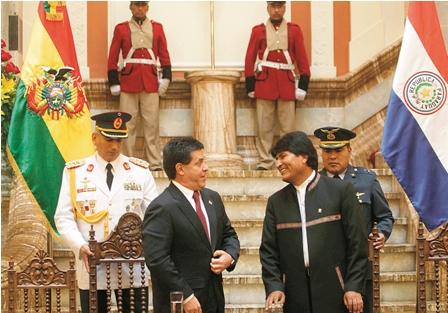 Paraguay-apoya-ingreso-de-Bolivia-al-Mercosur