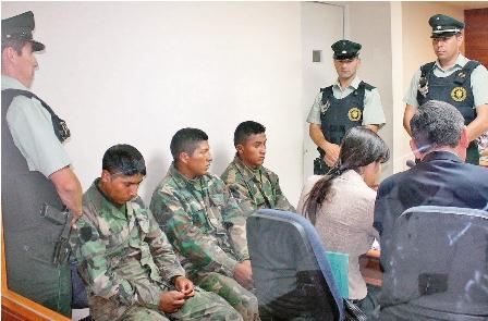 Gobierno-denunciara-ante-organismos-internacionales-violacion-de-derechos-de-soldados-detenidos-en-Chile