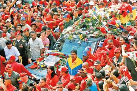 El-mundo-expectante-por-rumbo-de-Venezuela