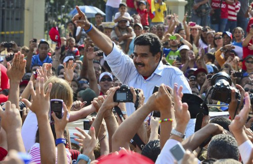 Con-menos-de-dos-puntos-de-ventaja,-Nicolas-Maduro-es-el-nuevo-presidente-de-Venezuela