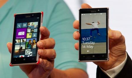 Nokia-presenta-un-nuevo-Lumia,-metalico,-mas-fino-y-mas-ligero
