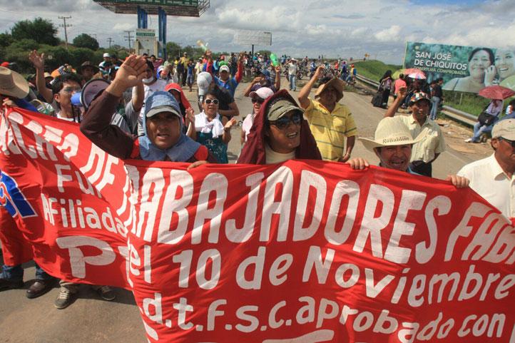 COB-afirma-que-movilizaciones-persistiran-y-niega-afanes-desestabilizadores-contra-el-Gobierno