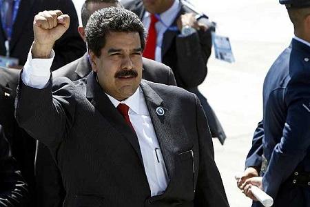 Nicolas-Maduro-asegura-apoyo--al-nuevo-Presidente-irani