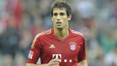El-jugador-del-Bayern,-Javi-Martinez,-considera--muy-dificil--repetir-el-triplete-historico-de-esta-temporada