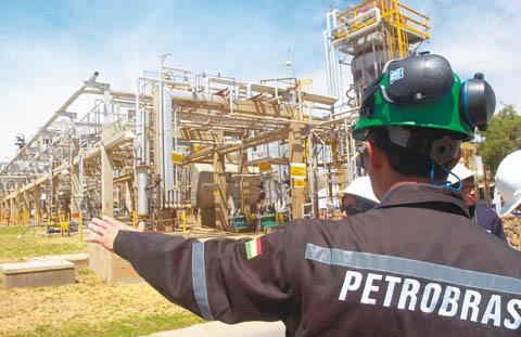 Petrobras-oficializa-a-Bolivia-interes-en-renovar-contrato-de-compra-de-gas-