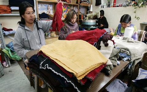 Bolivia-capto-30-millones-de-dolares-en-2013-por-exportacion-de-textiles:-IBCE