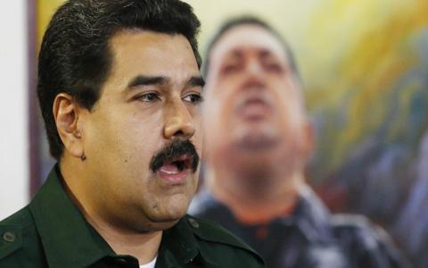Maduro-cumple-un-ano-de-mandato-en-medio-de-protestas-