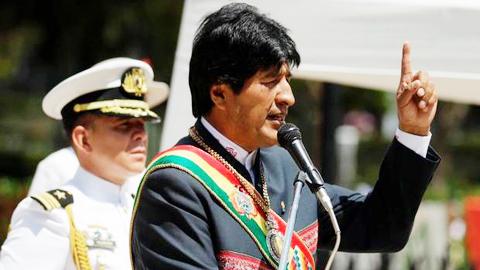 Morales-afirma-que-relaciones-con-Chile-seguiran--maritimizadas-