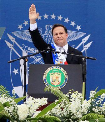 Empresario-jura-como-presidente-de-Panama