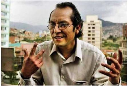 El-peruano-Walter-Chavez--coordina-la-campana-del-MAS