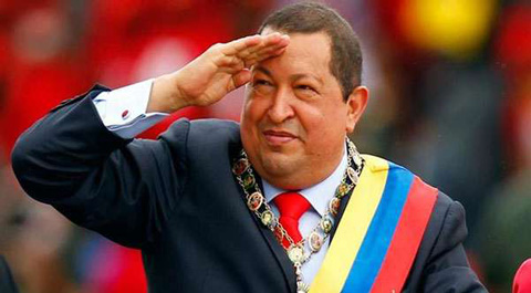 Chavez-tiene-su-version-del--Padre-Nuestro-