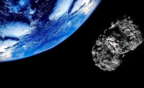 Un-asteroide-pasara-cerca-de-la-Tierra-este-fin-de-semana