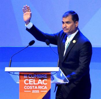 Ecuador-recibe-presidencia-pro-tempore-de-la-CELAC