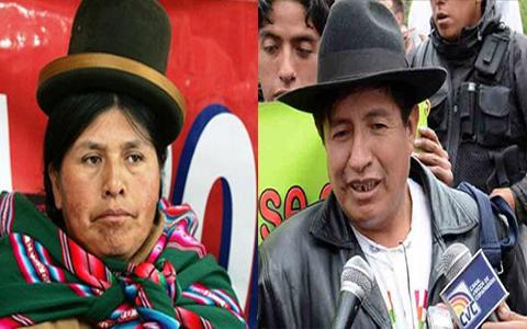 Felipa-Huanca-acusa-a-Rafael-Quispe-ante-la-Comision-de-Ética
