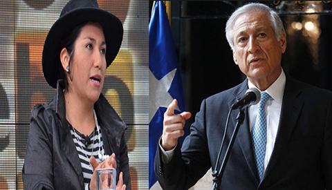 Bolivia-espera-respuesta-de-Chile-y-ofrece-un-avion-para-traer-al-Canciller
