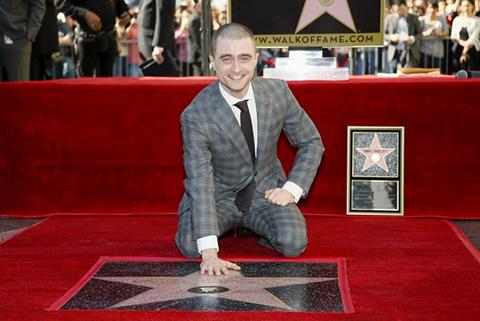 Daniel-Radcliffe-ya-tiene-su-estrella-en-Hollywood-