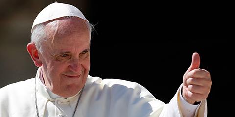 El-Papa-Francisco--celebrara-una-sola-misa-a-los-pies-del-Cristo-Redentor