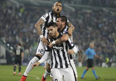 Juventus-derrota-al-Madrid-en-el-partido-de-ida