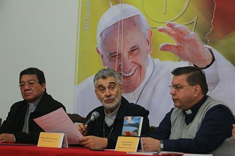 Presentan-carta-enciclica-enviada-por-el-Papa-Francisco