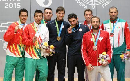 Bolivia-logra-medalla--de-plata-en-raquetbol