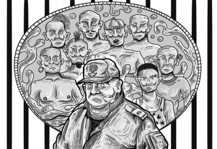 En-Bolivia,-hay-un-policia-por-cada-ocho-encarcelados