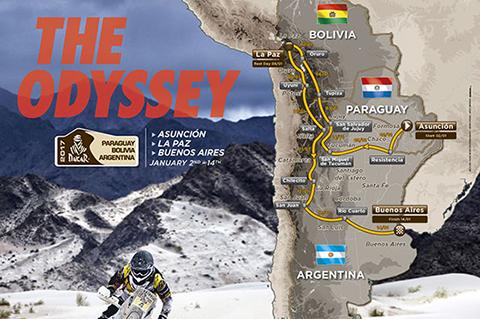 El-Dakar-llega-a-Bolivia-el-6-de-enero-y-tendra-cuatro-etapas-en-el-pais