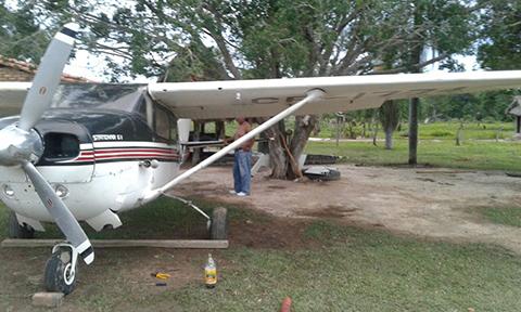 Cae-avioneta-en-Santa-Ana,-no-se-registran-victimas-fatales-