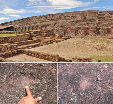 Denuncian-danos-al-Fuerte-de-Samaipata,-Patrimonio-de-la-Humanidad
