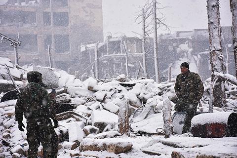 Al-menos-14-soldados-turcos-muertos-y-33-heridos-en-ataques-del-EI-en-Siria