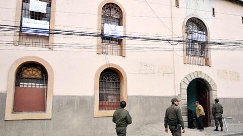 FELCC-reporta-la-muerte-de-un-peruano-en-la-carcel-de-San-Pedro-por-un-paro-cardiaco