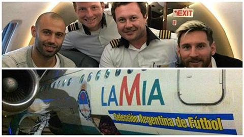 LaMia-habria-infringido-regla-de-combustible-en-vuelo-de-seleccion-argentina-con-Messi-abordo