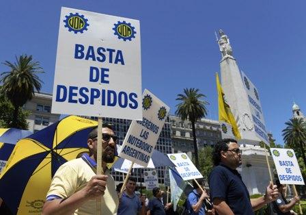 Caos-de-transito-por-protestas-en-Buenos-Aires-