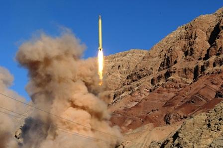 Iran-prueba-dos-misiles-balisticos