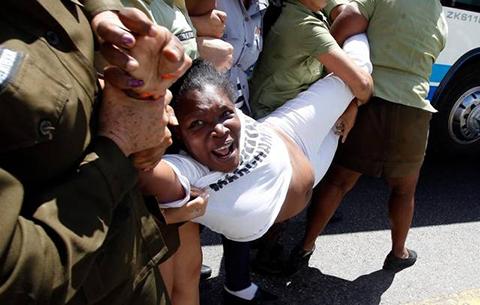 Detienen-a-opositores-en-Cuba-antes-de-llegada-de-Obama