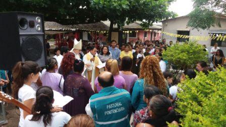 Celebraron-Pascua-en-el-penal-de--Palmasola