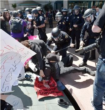 Violenta-protesta-contra-Trump