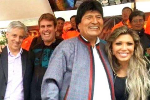 Evo-Morales-y-Garcia-Linera-dijeron-que-el-nino-existio