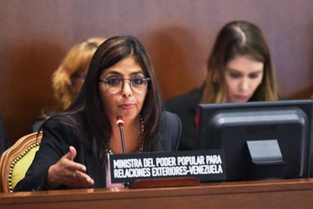 Venezuela-acusa-a-OEA-de-apoyar-a-opositores