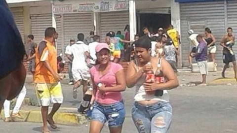 Gobernador-venezolano-acusa-a-opositores-de-dirigir-saqueos-en-Cumana