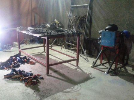 Timan-a-dos-ninos-para-robar-taller-de-soldadura