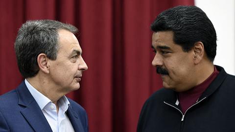 OEA-recibe-a-mediador-del-dialogo-antes-de-debate-sobre-democracia-en-Venezuela