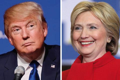 Trump-acorta-ventaja-sobre-Clinton-en-nuevo-sondeo
