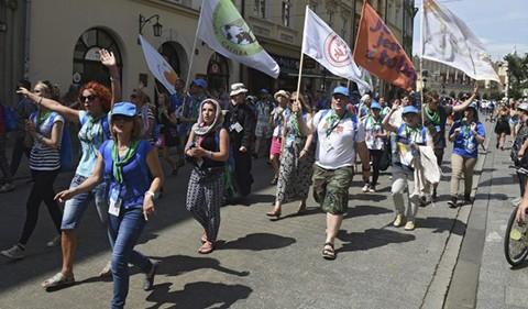 Arranca-la-Jornada-Mundial-de-la-Juventud-en-Cracovia