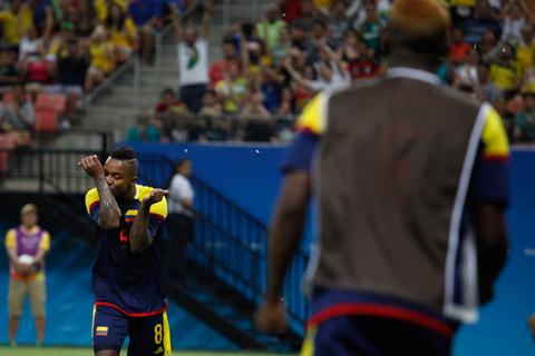 Colombia-y-Suecia-pactan-un-2-2-en-debut-en-futbol-masculino
